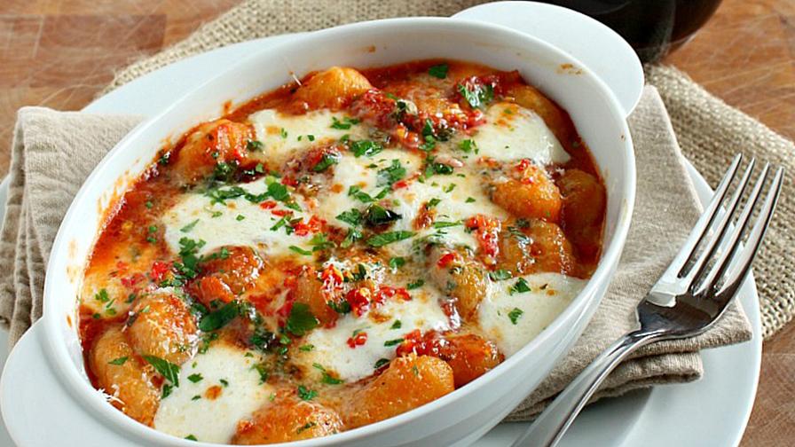 Gnocchi Mozzarella