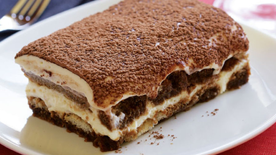 Home Made Tiramisu (Pick me up)